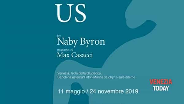 Play with us dell'artista Naby Byron con musiche di Max Casacci in mostra al Molino Stucky