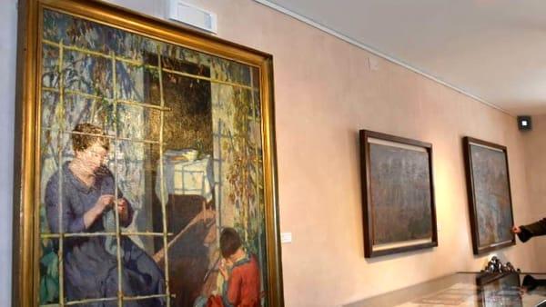 """Al museo del merletto di Burano la mostra """"Pittura di luce. Burano e i suoi pittori"""""""