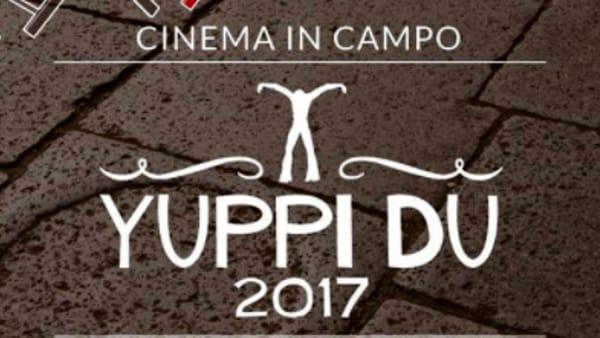 """Cinema all'aperto in Campo San Polo: sarà proiettato """"Yuppi Du"""" di Adriano Celentano"""