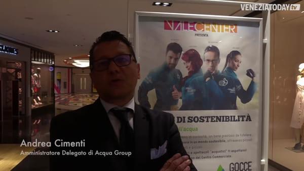 L'ecosostenibilità in mostra al Centro Valecenter di Marcon | VIDEO