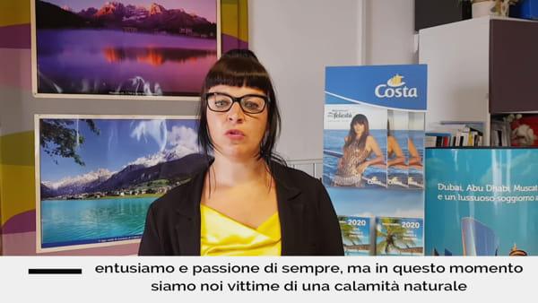 """Il videomessaggio delle agenzie di viaggi venete: """"Uniti per ripartire"""""""