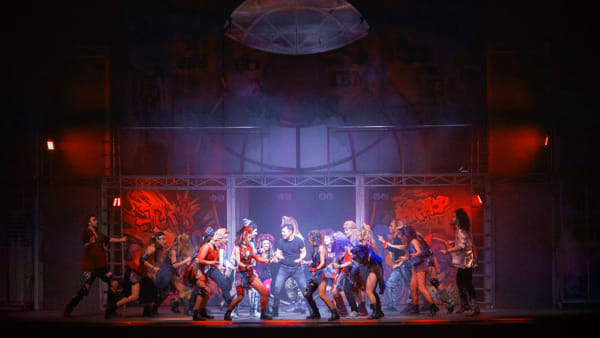 We Will Rock You: al Toniolo il musical
