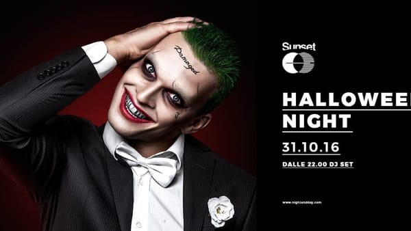 Halloween 2016 al Night and Day di Noale: quattro room di divertimento e terrore