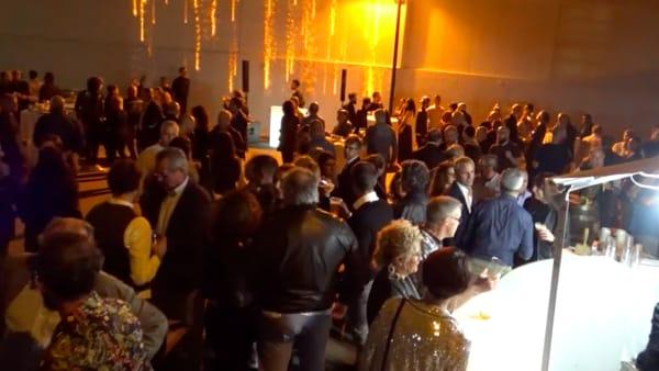 Festa per i 50 anni di Horeca, azienda che ha fatto la storia del territorio | VIDEO