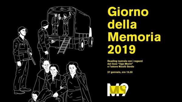 M9: gli eventi in programma per il Giorno della Memoria
