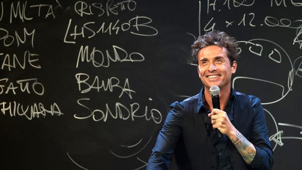 La comicità di Angelo Pintus al Teatro Goldoni