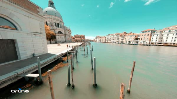 Forse le più belle riprese col drone su Venezia che potreste mai vedere | VIDEO