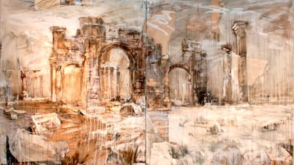 """""""Non smettiamo di costruire l'utopia"""": le opere di Valery Koshlyakov in mostra a Venezia"""