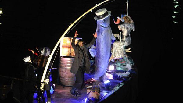 Grand opening, l'apertura del Carnevale di Venezia 2016