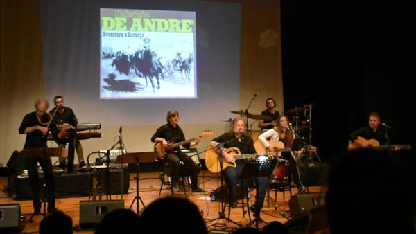 #voltalacarta: omaggio a De Andrè al teatro Goldoni