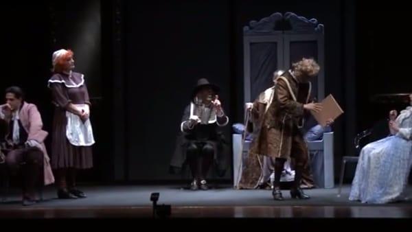 """""""Il malato immaginario"""" chiude la stagione di prosa 2016/2017 al Teatro di Mirano"""