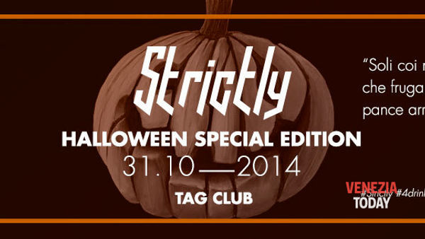 Strictly Halloween special edition