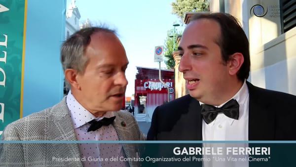 """Premio """"Una Vita nel Cinema"""": intervista a Giorgio Bortoli"""