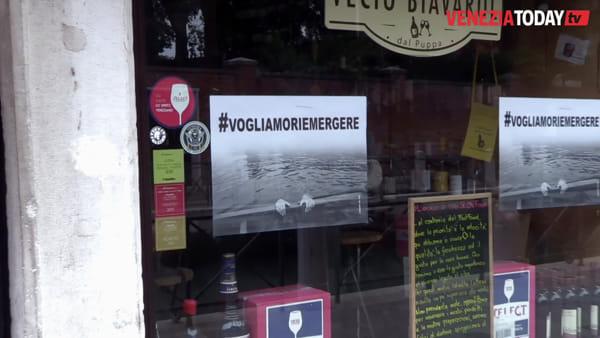 Riaprono i locali veneziani, ma non tutti: i timori, le speranze e la delusione dei gestori | VIDEO