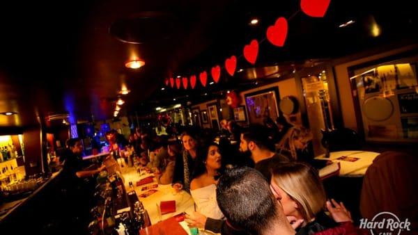 San Valentino all'Hard Rock Cafe di Venezia con le avventure di Casanova