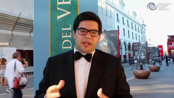 """Premio """"Una Vita nel Cinema"""": intervista a Riccardo Pilat"""