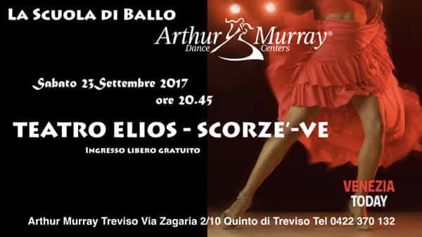 Arthur Murray teatro showcase