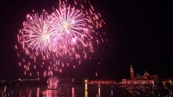 Capodanno 2019 a Venezia con lo spettacolo pirotecnico e il bacio a mezzanotte