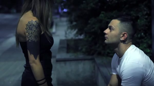 """Mario Emme canta la fine di un amore: """"Notti in bianco"""", il video"""