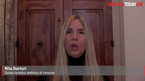 «Venezia non è una città-cartolina!»: guide abilitate unite per il turismo sostenibile | VIDEO