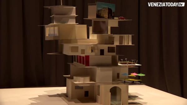 Padiglione Italia, labirinto in cui non si cerca l'uscita | VIDEO
