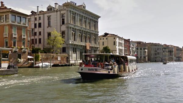 Linea 5.2 vaporetto Lido San Marco Venezia Actv: biglietto ...