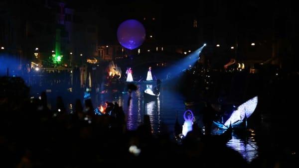 La Festa Veneziana sull'acqua, grande apertura del Carnevale di Venezia 2018