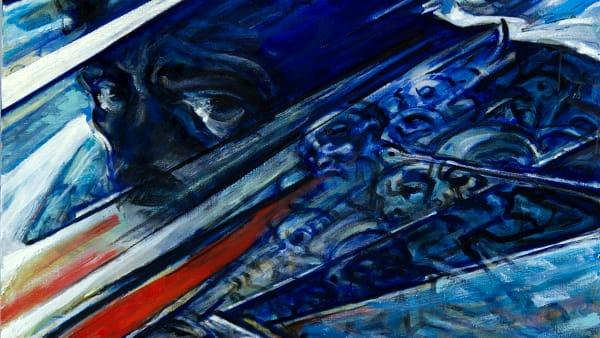 """Migrazione, esodo, deportazione: """"Esodi. Khaled, Magnolato Ravà"""", le opere di tre artisti in mostra a Mirano"""