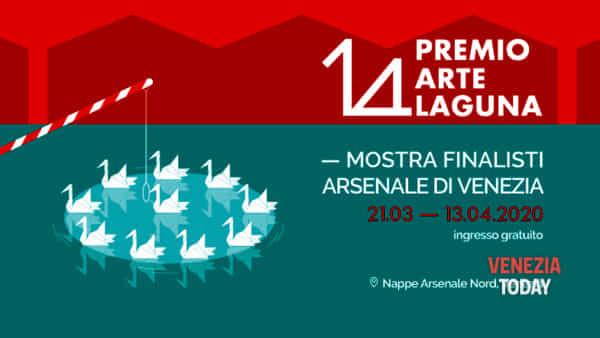 Mostra 14° premio arte laguna