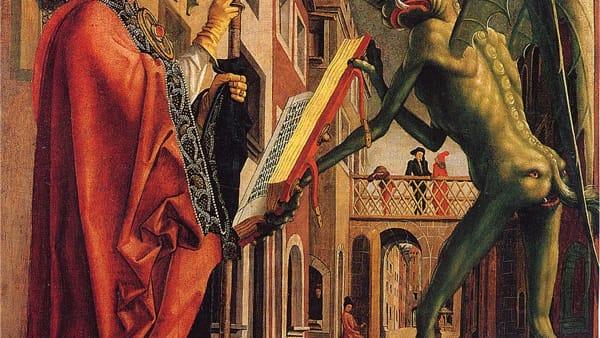 Presentazione corso sull'artista tirolese del XV secolo Michael Pacher.