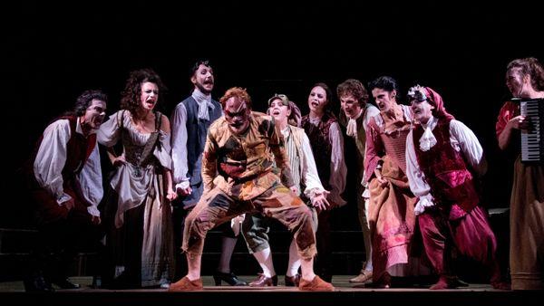 """""""Arlecchino, il servitore di due padroni"""" in scena al Teatro di Mirano"""