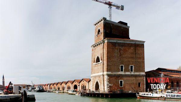 Visite guidate gratuite ai Giardini e all'Arsenale di Venezia