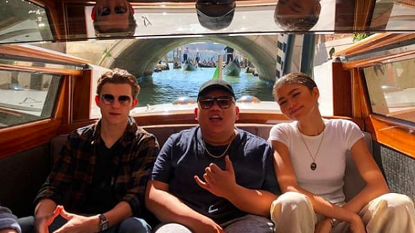 Tom Holland e Zendaya a Venezia, tutto pronto per le riprese di Spiderman in laguna