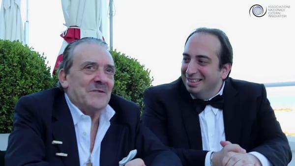 """Premio """"Una Vita nel Cinema"""": intervista a Rino Barillari"""