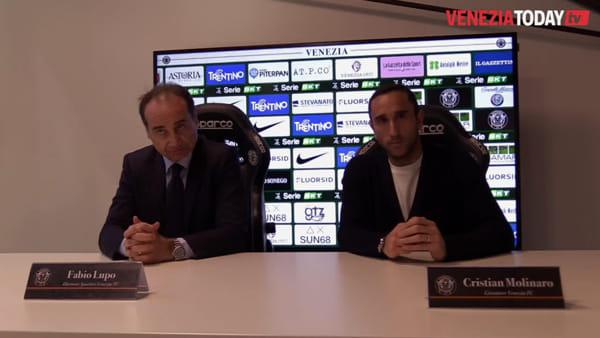 Molinaro inizia la sua avventura a Venezia: «Darò una mano a una squadra molto giovane» | VIDEO