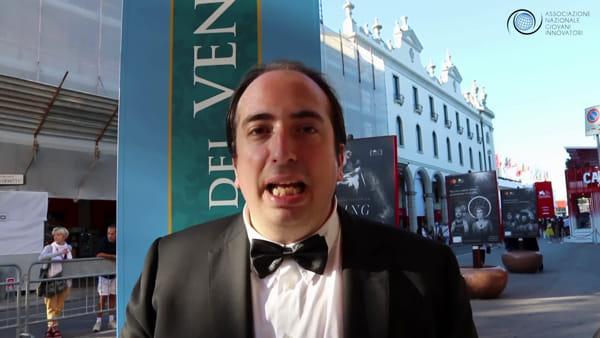"""Premio """"Una Vita nel Cinema"""": intervista al presidente Gabriele Ferrieri"""