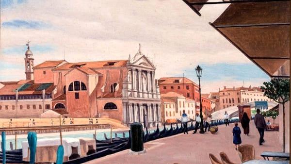 """Scoprire la città in una mostra: alla Fondazione c'è """"Sguardi su Venezia"""""""