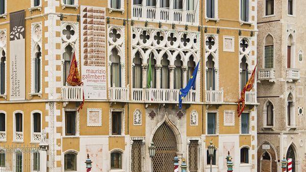 Openartcode, per la prima volta in Italia, espone a palazzo Cavalli Franchetti