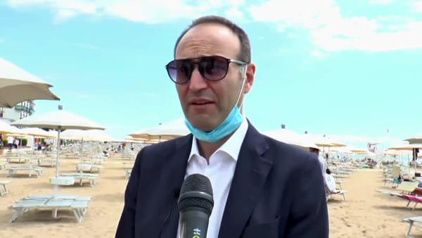 Apertura della stagione balneare di Jesolo | VIDEO