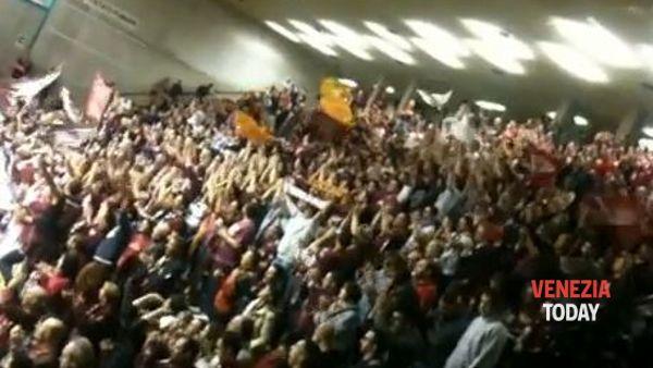 """La settimana dello sport veneziano: Unione sottotono, Reyer """"colossale"""""""