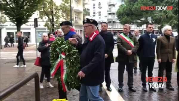 Festa dell'unità nazionale e delle forze armate, Brugnaro: «Ricordiamo libertà e democrazia»