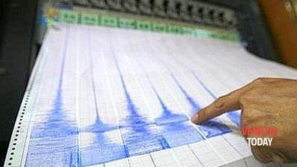 Il video della scossa di terremoto di oggi pomeriggio in una casa di Mira
