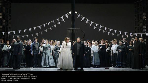 Stiffelio di Giuseppe Verdi: il capolavoro censurato torna alla Fenice 30 anni dopo