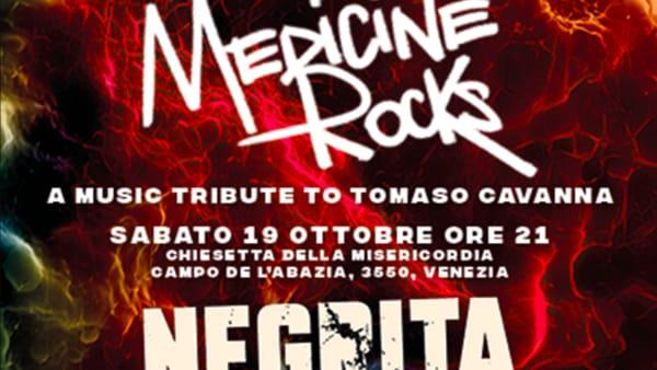 I Negrita suonano a Venezia per Tomaso Cavanna e la ricerca