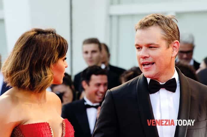 Venezia 74, il primo red carpet