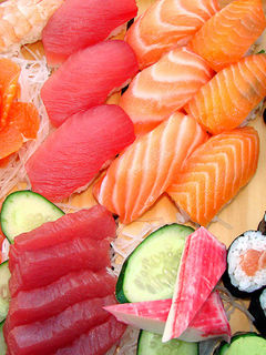 Sushi restaurant Wei Fhu