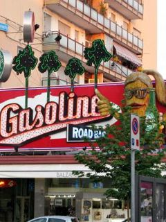 Gasoline Road Bar a Jesolo